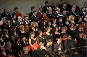 Coro dell'accademia