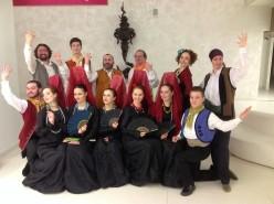 Russian folk 6 febbraio